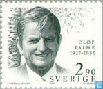 Postage Stamps - Sweden [SWE] - Olof Palme