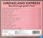 Platen en CD's - Grenzland Express - Beschwingt geht's los!