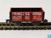 "Model trains / Railway modelling - Peco - Open wagen ""Princess Royal"""