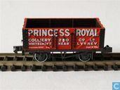 """Modeltreinen / modelspoor - Peco - Open wagen """"Princess Royal"""""""