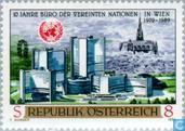 Timbres-poste - Autriche [AUT] - De Vienne des Nations unies pour 10 années