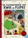 Strips - Quick en Flupke - De guitenstreken van Kwik en Flupke 9