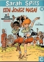 Comic Books - Sarah Spits - Een jonge Masaï