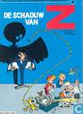 Strips - Robbedoes en Kwabbernoot - De schaduw van Z
