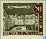 Postage Stamps - Berlin - Old Berlin