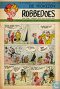 Comic Books - Robbedoes (magazine) - Robbedoes 653