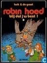 Strips - Robin Hoed - Blij dat j'er bent!