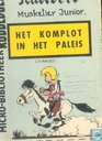 Strips - Adelbert musketier junior - Het komplot in het paleis