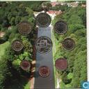 """Monnaies - Belgique - Belgique coffret 2007 """"Les Ascenseurs à Bateaux du Canal du Centre"""""""
