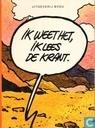 Comic Books - Asterix - Ik weet het, ik lees de krant