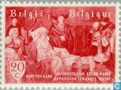 Timbres-poste - Belgique [BEL] - Exposition Charles Quint