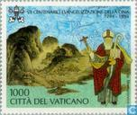 Postage Stamps - Vatican City - Evangelism in China