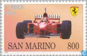 Postage Stamps - San Marino - Ferrari Enzo
