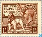 Postage Stamps - Great Britain [GBR] - Wembley Exhibition