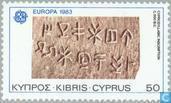 Postzegels - Cyprus [CYP] - Europa – Het menselijk vernuft
