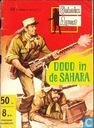 Bandes dessinées - Geheim Agent - Dood in de Sahara
