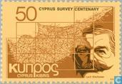 Timbres-poste - Chypre [CYP] - Cartographie Chypre