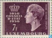 Postzegels - Luxemburg - Staatsraad 100 jaar