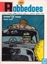 Comic Books - Gil Jordan - Robbedoes 1527