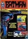 Strips - Batman - De legende van de Key Hook vuurtoren