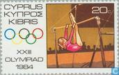Postage Stamps - Cyprus [CYP] - Olympic Games