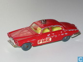 Voitures miniatures - Husky - Jaguar MK X Fire Chief