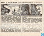 Comic Books - Bumble and Tom Puss - Heer Bommel en de loodhervormer