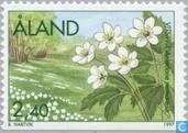 Postage Stamps - Åland Islands [ALA] - Spring Flowers