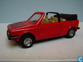 Model cars - Volkswagen - VW Golf Cabriolet
