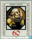 Briefmarken - Deutschland, Bundesrepublik [DEU] - Götz von Berlichingen