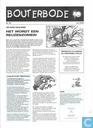 Bandes dessinées - Bouterbode (tijdschrift) - Bouterbode 20