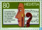 Protection literature and art 100 years
