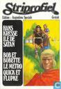 Bandes dessinées - Striprofiel (tijdschrift) - Striprofiel - Edition - Angoulème Speciale