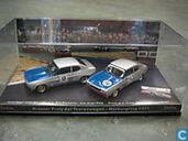 Model cars - Troféu - Ford Capri 2600 RS
