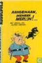 Comic Books - Meneer Merlijn - Aangenaam, meneer Merlijn!...