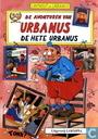 Comic Books - Urbanus [Linthout] - De hete Urbanus