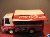Model cars - Buddy L - Delivery Truck 'Coca-Cola'
