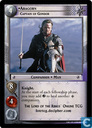 Cartes à collectionner - Lotr) Promo - Aragorn, Captain of Gondor Promo