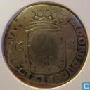 Coins - Gelderland - Gelderland 6 pence (Schelling Rider) 1681