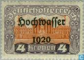 Postzegels - Oostenrijk [AUT] - Watersnood
