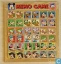 Board games - Memo (memory) - Disney memory - houten uitvoering