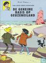 Bandes dessinées - Cari Fleur - De geheime basis op Geuzeneiland