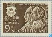 400 years Helsinki