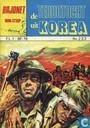 Comics - Bajonet - De terugtocht uit Korea
