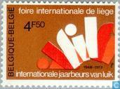 Timbres-poste - Belgique [BEL] - International fair à Liège