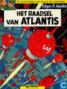 Comic Books - Blake and Mortimer - Het raadsel van Atlantis
