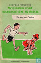Comic Books - Willy and Wanda - De aap van Suske