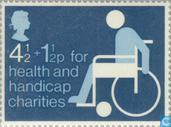 Postage Stamps - Great Britain [GBR] - Disabled