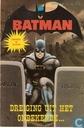 Strips - Batman - Dreiging uit het onbekende...