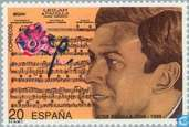 Postage Stamps - Spain [ESP] - Padilla, Jose